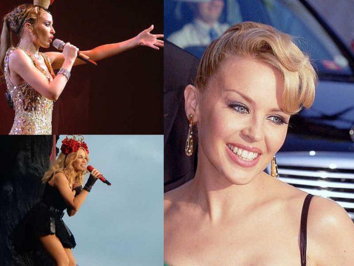 La la la... Can't Get You Out of My Head di Kylie Minogue