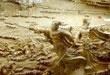 Le sculture di legno del Dongyang