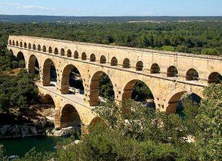 Pont du Gard, il più alto acquedotto romano
