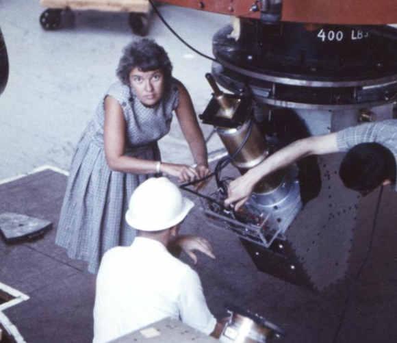 Le ricerche sulla materia oscura di Vera Rubin