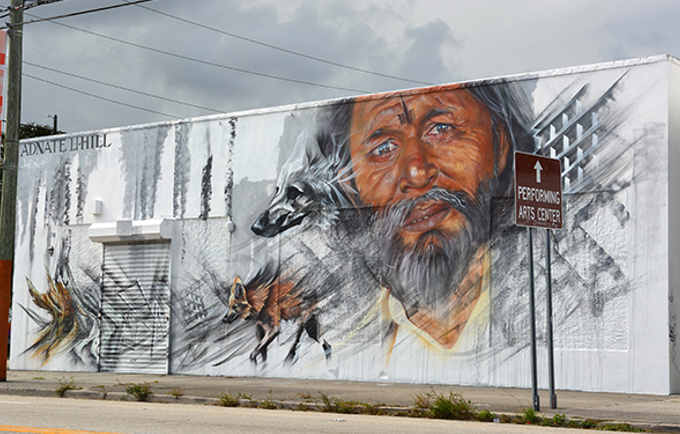 Street Art, Matt Adnate murales 15