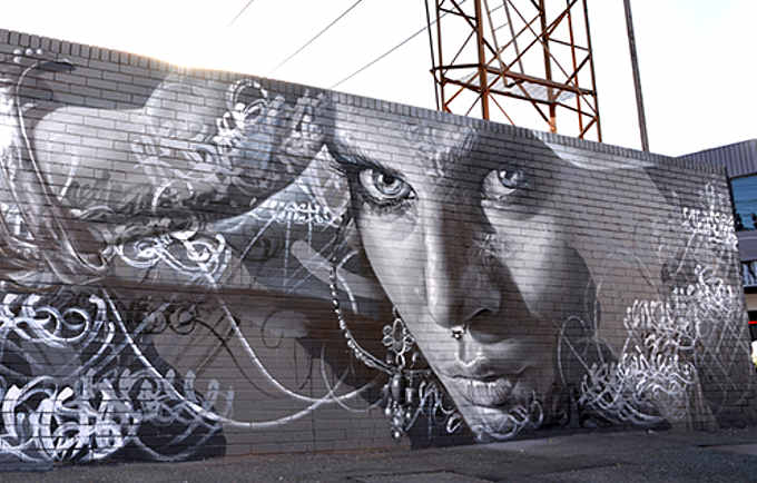 Street Art, Matt Adnate murales 16