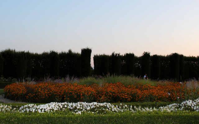 La Reggia di Venaria, i giardini reali