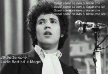 29 Settembre di Lucio Battisti e Mogol (e l'Equipe 84)