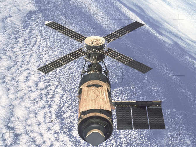 Lo Spazio orbitale attorno alla Terra