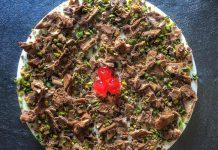 Cheesecake cannolo con ricotta siciliana senza cottura