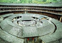I Tulou degli Hakka, le case rotonde cinesi, da fortezze a co-housing