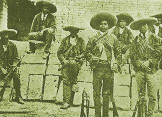 I bandidos messicani, (storie di bandoleros) quando il Messico era quello dei film western