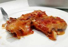 Involtini di melanzane al forno ricetta semplice