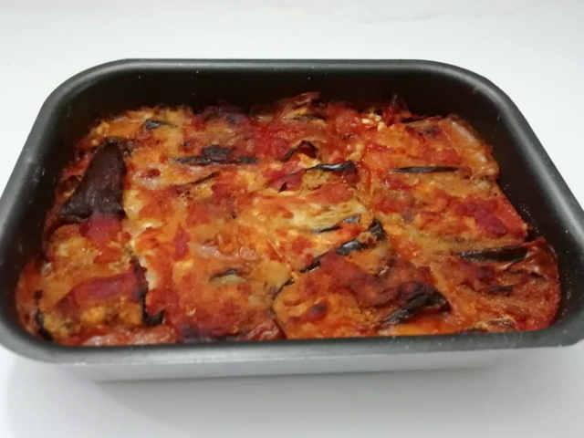 Ricetta degli Involtini di melanzane al forno, ricetta semplice