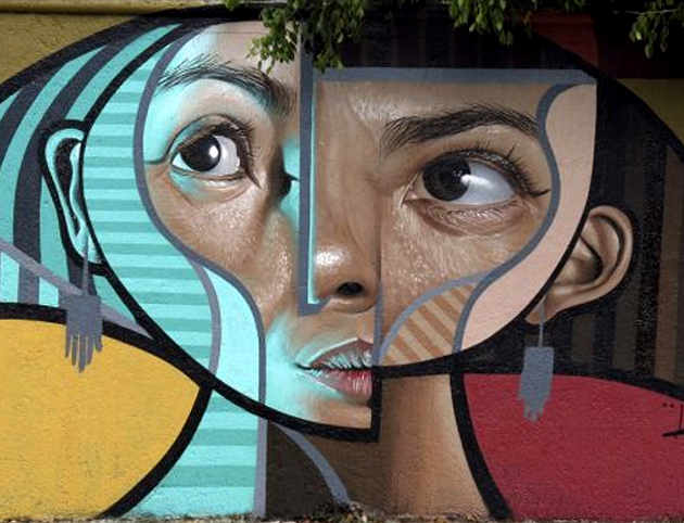 Post Neo Cubismo e Iperrealismo di Belin, Miguel Angel Belinchon Medellin