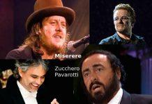 Miserere di Zucchero e Luciano Pavarotti