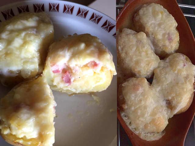 Ricetta Patate al forno con pancetta, pecorino e caciocavallo