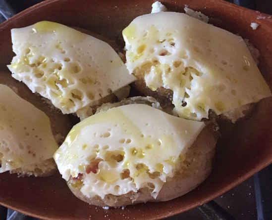 Preparazione Ingredienti delle Patate al forno