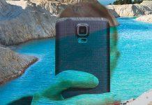 Selfie pericolosi in ambienti di apparente bellezza
