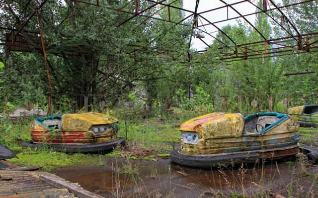 Chernobyl, Ucraina 2