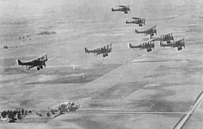 I combattimenti aerei della Prima guerra mondiale