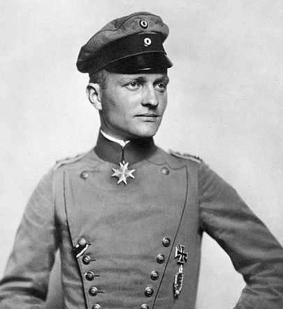 Manfred Albrecht von Richthofen il leggendario Barone Rosso