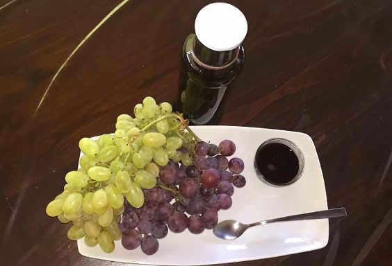 Ricettta del Vincotto d'uva (Vino cotto d'uva)