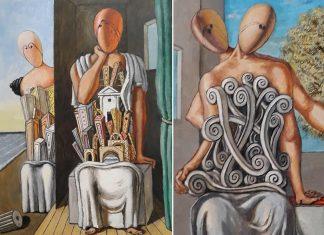 La mostra Giorgio De Chirico: ritorno al futuro, Neometafisica e Arte Contemporanea