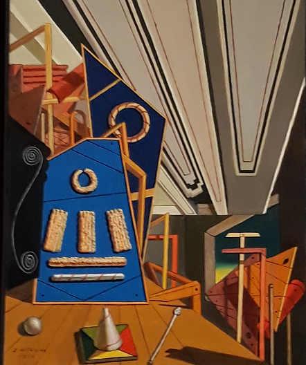 Particolari di quadri della Mostra 2