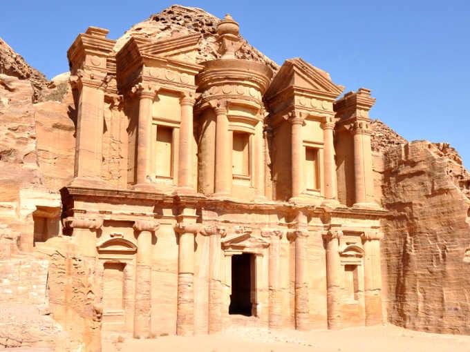 Petra il Monastero (al-Deir)