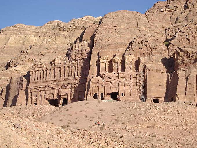 Petra le tombe reali