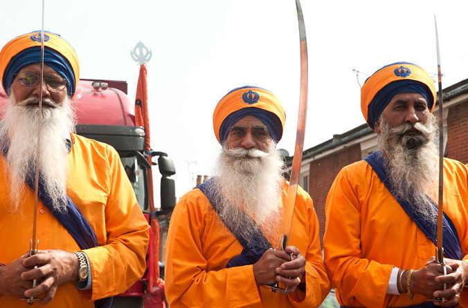 Alcuni Sikh