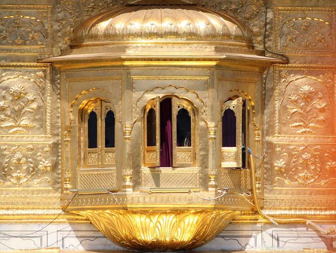Tempio d'oro di Amritsar, Harmandir Sahib 4