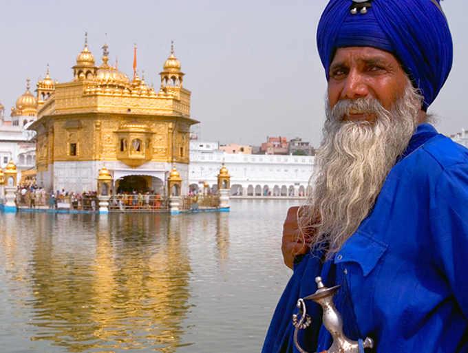 Tempio d'oro di Amritsar, Harmandir Sahib 5