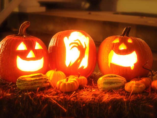 Samhain divenne poi l'Halloween