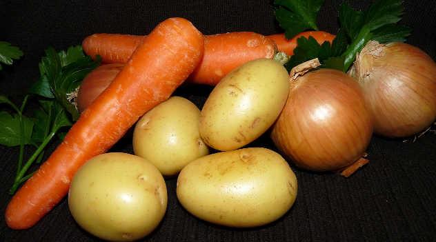 Le ricette irlandesi per la festa di Samhain: Brian Boru's Soup