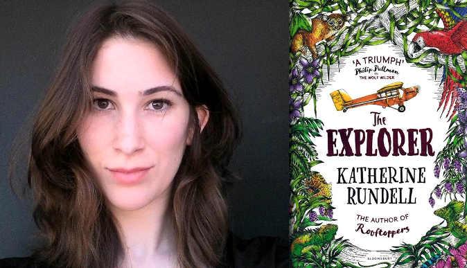 L'Esploratore di Katherine Rundell Foto cortesia Rizzoli editore.
