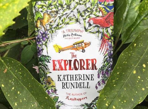 L'Esploratore di Katherine Rundell Foto cortesia Rizzoli editore. 2