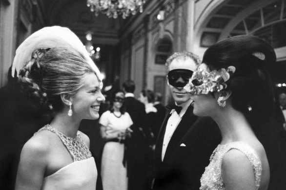 Ballo in bianco e nero di Truman Capote 2