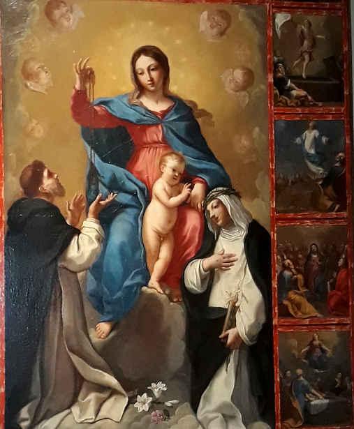 Madonna col Bambino, Abbazia di Nonantola