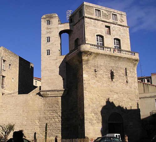 Torre dell'osservatorio di Montpellier