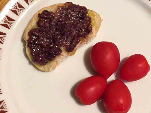 Ricetta del Paté di olive dolci pugliesi ricetta fatta in casa