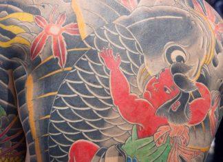 Perché in Giappone i tatuaggi sono associati alla Yakuza