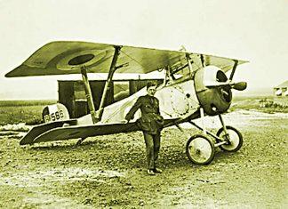 Storie di combattimenti aerei della Prima guerra mondiale