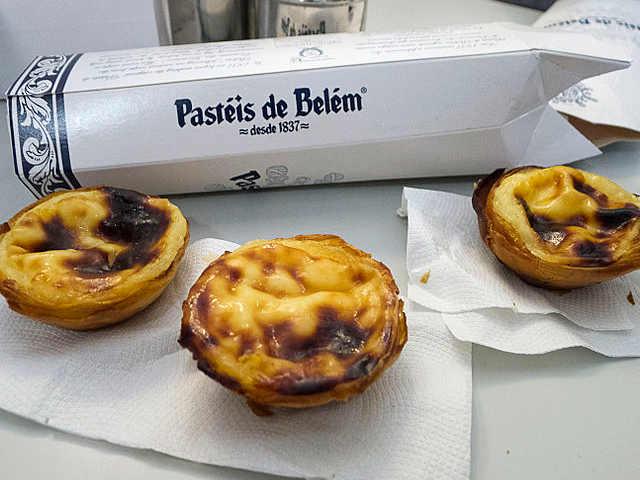 Pastéis de Belén