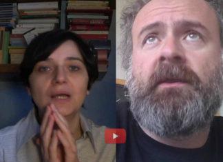 Annaliside e Matteo Saudino: i professori sul web?