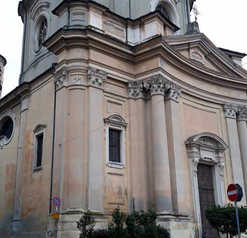 Chiesa della città di Asti