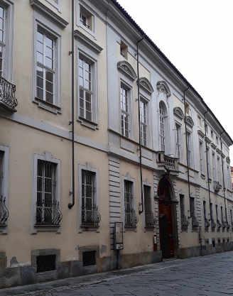 Asti, la casa di Vittorio Alfieri 1