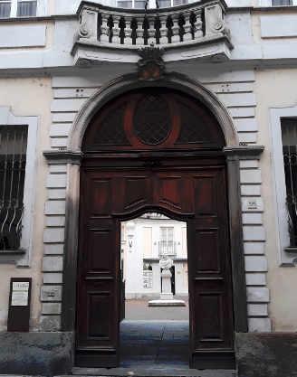 Asti, la casa di Vittorio Alfieri #2