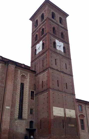 Torre della Cattedrale di Santa Maria Assunta e San Gottardo di Asti