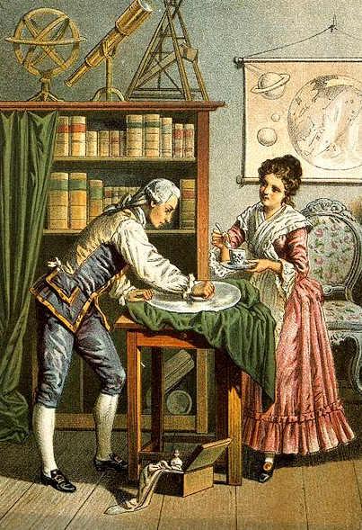 William e Caroline Herschel
