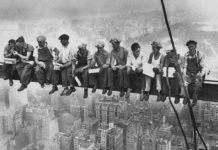 Charles Ebbets il fotografo in cima al grattacielo
