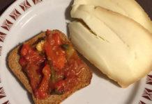 Composta di peperoni rossi tondi ricetta pugliese semplice e buona