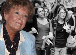 Dacia Maraini e il significato odierno dell'8 marzo
